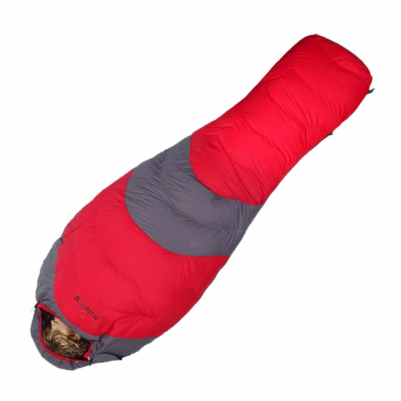Winter Sleeping Bag Outdoor Duck Down for Cold Weather Trekking Hiking Camping Sleeping Bags Nylon Mummy Sleeping Bag Adult 3d sublimation vacuum printer sublimation heat press machine mug t shirt cell phone case printer cup digital printing machine