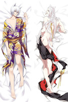 Japan Anime Hugging Body Pillow Case 150*50 Kamisama Kiss Tomoe BL Male