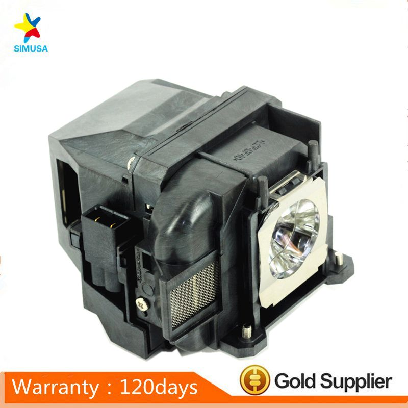 Original ELPLP78 UHE200W bulb Projector lamp with housing fits for Epson EH-TW490/EH-TW5200/EH-TW570 eb x03 eb x18 eb x20 eb x24 eb x25 eh tw490 eh tw5200 eh tw570 ex3220 ex5220 ex5230 projector for v13h010l78 elplp78 for epson