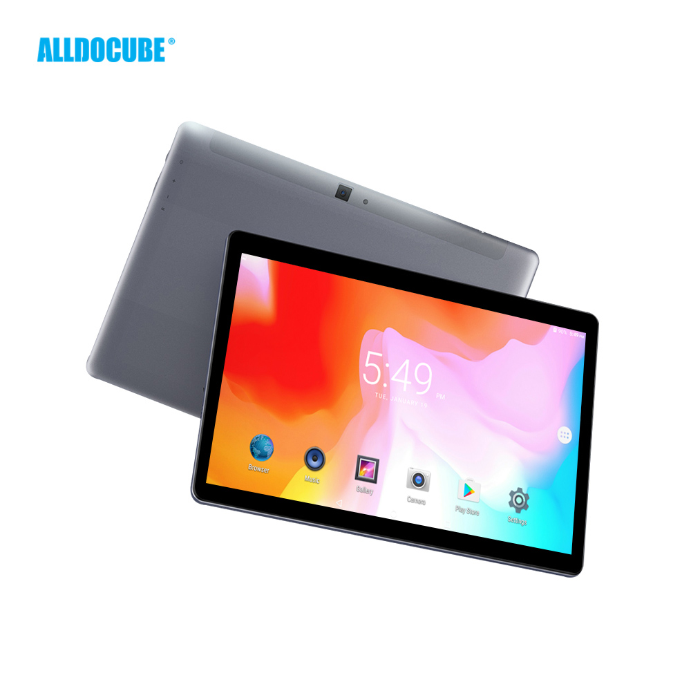 ALLDOCUBE M5S 10.1 inch 4G LTE Phablet MTK X20 10 Core Android 8.0 Phone Call Tablets PC 1920*1200 FHD IPS 3GB RAM 32GB ROM GPS teclast t98 4g phablet 32gb rom