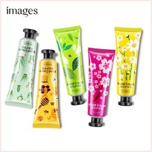 Images Hand Creams Plant Extract Fragrance Moisturizing Nourishing Hand Cream suit Anti drying Anti wrinkle Skin Care 30g(China)