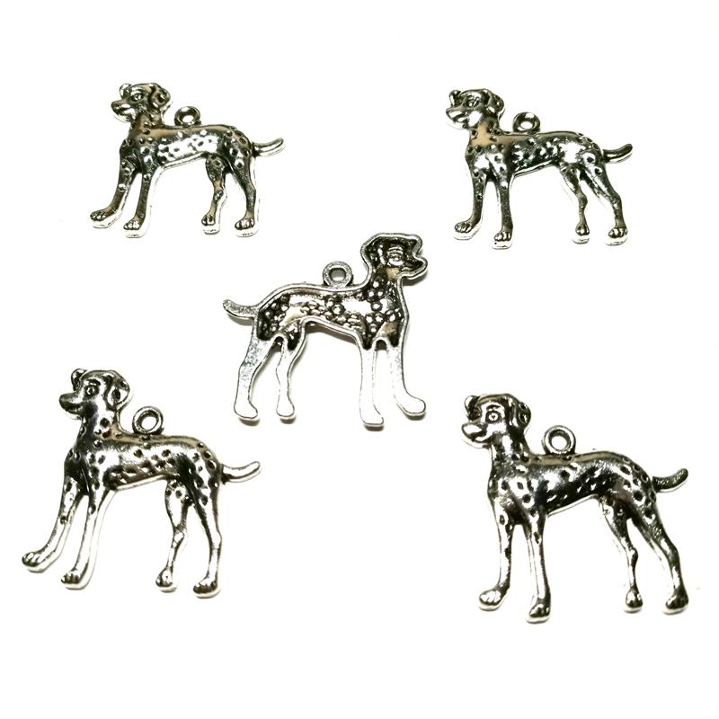 Новинка 10pms Очаровательная модная собака 28*28 мм тибетская
