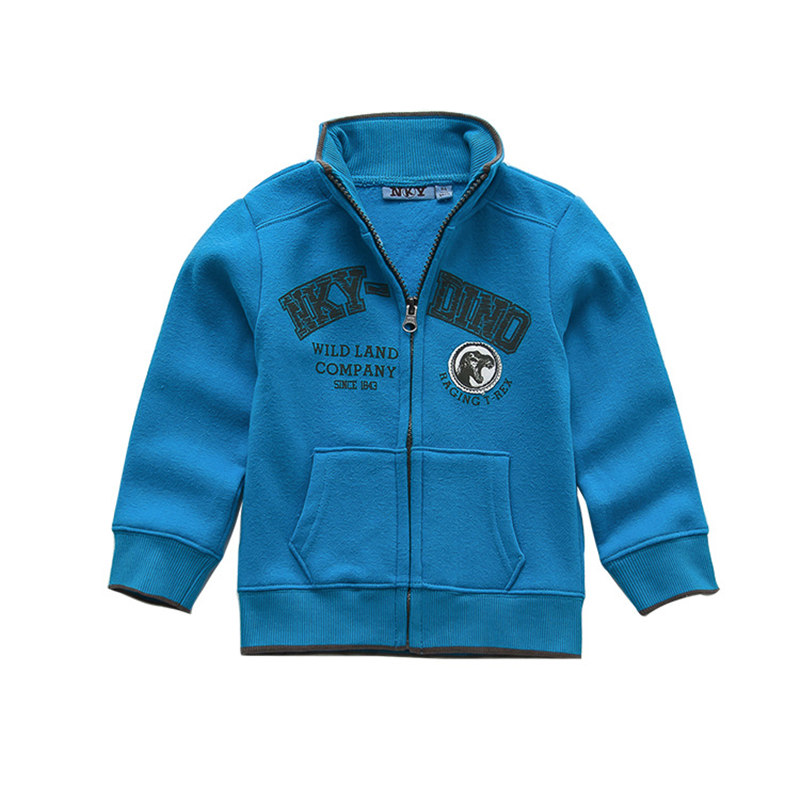 New Arrived Fashion Kid Hoodies Zipper Coat