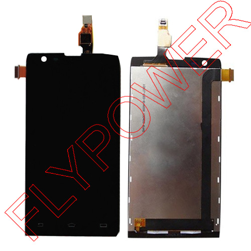 For Philips xenium w6500 LCD display +Touch Screen glass digitizer Assembly black by free shipping; 100% Warranty