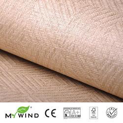 2019 мой ветер обои в виде травы бумага переплетение 3D Дамасские обои дизайн шторы оптовая наклейка для украшения дома спальни кирпичи