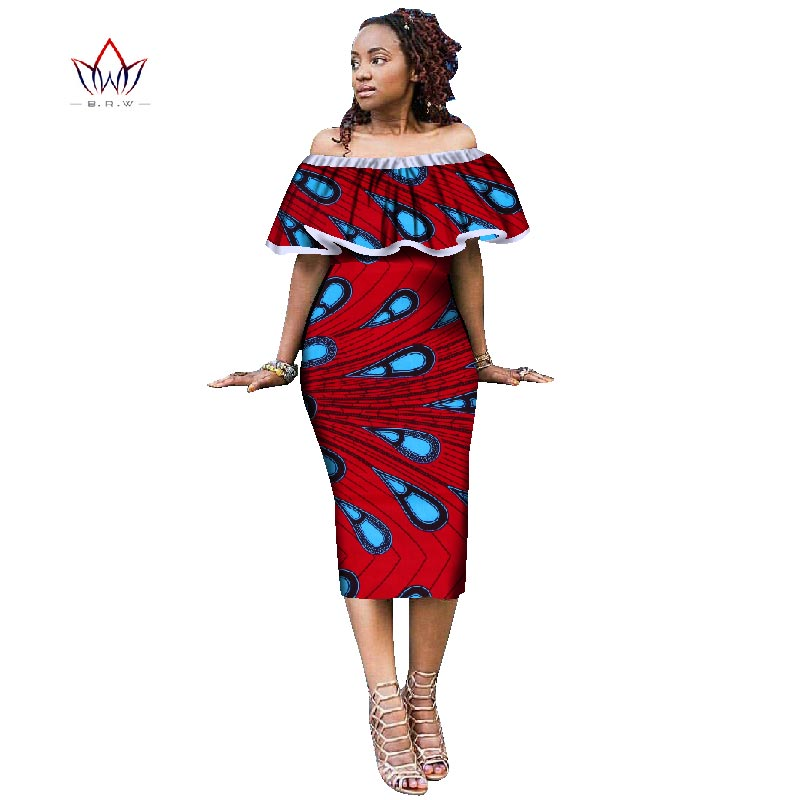 2017 african dresses for women african style print plus