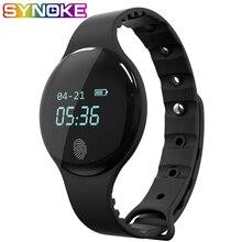 Synoke Smart Sport Watch Digital Women Lady Heart Rate Monitor Waterproof  Relogio Inteligente for Android IOS Reloj