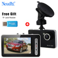 L201  full hd 1080P  car camera recorder auto kamery   Free shipping