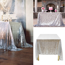 gold sequin tablecloth wedding beautiful champagne sequin table cloth