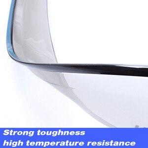 Image 5 - Hivotd Voor Haval F7 F7X 2019 Autoruit Visor Zon Guard Bescherming Cover Onderdelen Regen Deflectors Exterieur Decoratie Accessoires