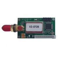868 МГц передатчик 433 МГц rf модуль ttl rs232 rs485 беспроводной приемопередатчик для ближней беспроводной светодиодный Отображение данных системы