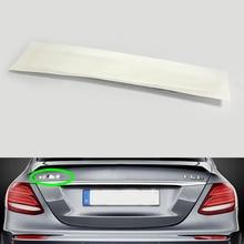 купить For AMG Logo Letters Sticker ABS 3D Badge Insignia For Mercedes Benz CLA CLK CLS C200 GLC SLK A B C E S ML SL Class Car Tuning по цене 422.38 рублей