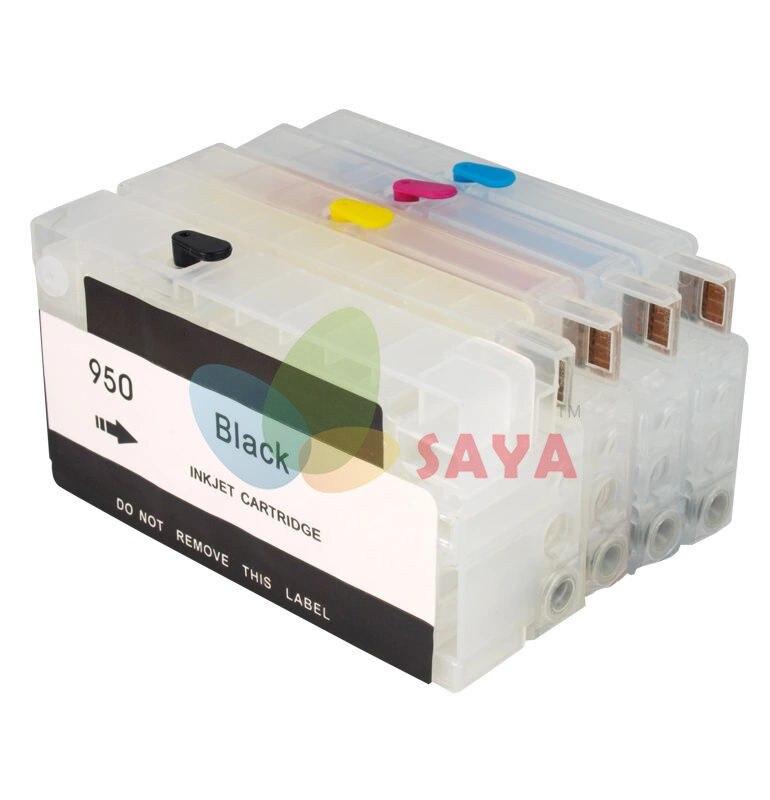 Leere Refill tintenpatrone 950/951 Für HP Officejet Pro8600 Pro8100 8610 8620 8630...