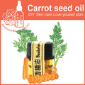 100% pure plant essential oils Carrot seed oil 2ml Hungary imports Dispels flatulence Promote cell