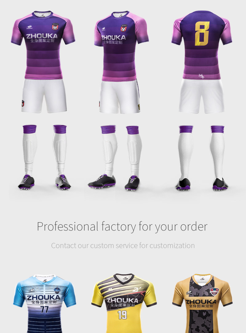 53a944e5c27 Custom soccer jerseys football uniforms sets sublimation football teams shirts  100% polyester quick dry breathable soccer jersey
