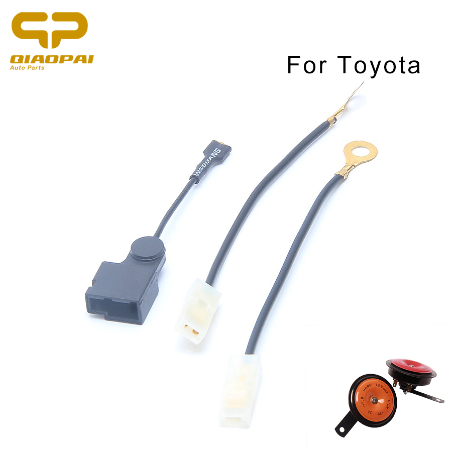 Shhworldsea 5sets 30sets 100sets 1p 63mm Car Horn Automotive Wiring Auto Terminal Harness Terminals Dj621a 4 0a Product Images Universal Snails Dedicated Socket Conversion Plug Loudspeaker Accessories For Toyota Camry Rav4