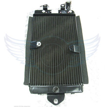 Motorcycle Replacement Grille Guard Cooling Cooler Radiator Left Moto For Honda VTX1800 19010-MCV-R11 2004 2005 2006 2007 2008