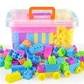 Большие строительные блоки paradise  самоблокирующиеся кирпичи  совместимые с брендовыми блоками игрушек  Детские Развивающие игрушки