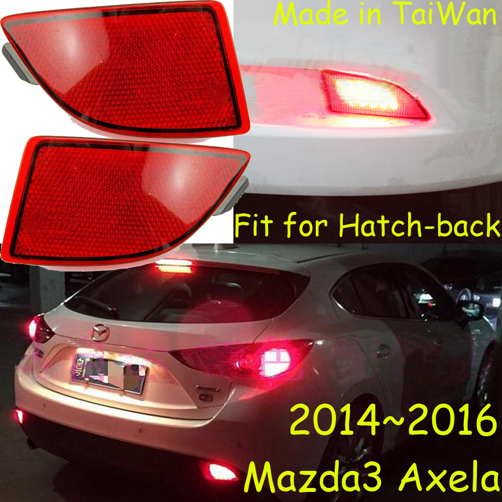 Hatch-back car use,Mazd3 axela rear light,LED,2014~2016,Free ship!Tribute,RX-7,RX-8,Miata,CX-3,CX 5,Navajo,axela rear lamp blue 2014 1 18 mazda 3 axela hatchback diecast model car mini model car kits 2 colors available limitied edition hatch back