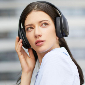 Image 5 - 2020 Xiaomi Mi Bluetooth Wireless Headphones 4.1 Version Bluetooth Earphone aptX 40mm Dynamic PU Headset For Mobile Phone Games
