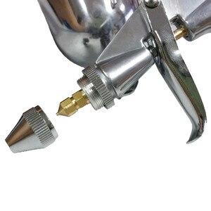 Image 3 - Pulvérisateur à Air, outil de peinture pour aérographe, outil de peinture, alimentation par gravité, meubles à percussion, 125ml