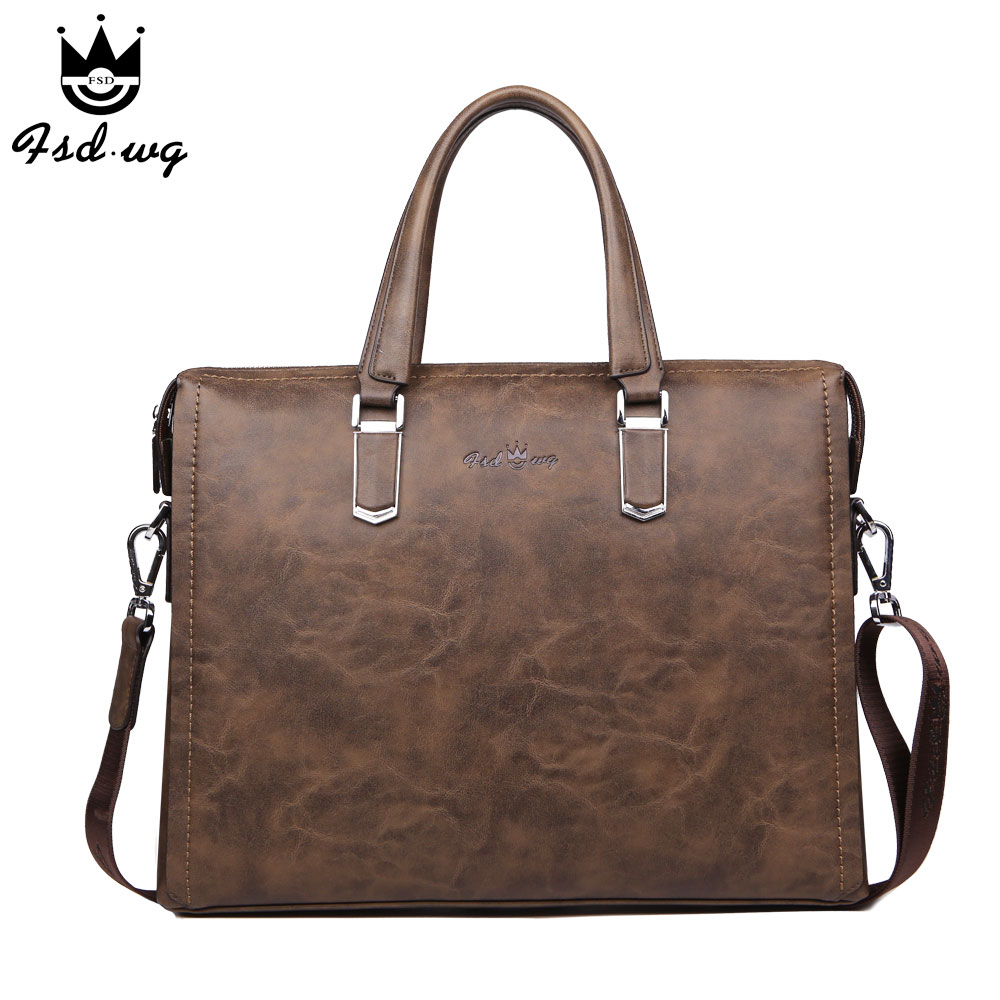 New briefcase shoulder bags men's handbag business bag mens crossbody bag leather bolsas famous brand designer men bolsos сумка через плечо bolsas femininas couro sac femininas couro designer clutch famous brand