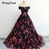 2019 New Design Off Shoulder Ball Gown Quinceanera Dresses Flower Patterns Pretty Sweet 15 Dresses Debutante Gowns