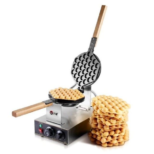 WantJoin Bubble Waffle Maker Electric Waffle Stick Maker Machine Wafflea Egg Roll Bubble Wafflea Cone Professional Waffle Makers 1