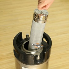 Stainless Steel Dry Hopper, 300 Micron Filter, Brewing Hop Spider, Beer Keg Filter, Cornelius Keg Filter For Home brewing