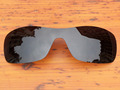 Black Polarized Replacement Lenses For Antix Sunglasses Frame 100% UVA & UVB Protection