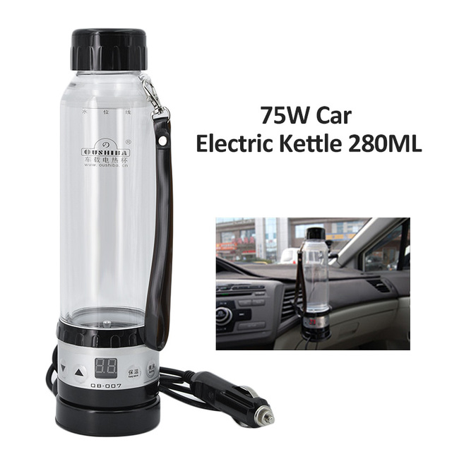 280 ml 12 V 75 Watt Elektroauto Tasse Wasserkocher Halter Auto ...