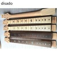 Disado 24 Trastes de Arce Cuello de la Guitarra Eléctrica Partes de Guitarra accesorios para instrumentos Musicales