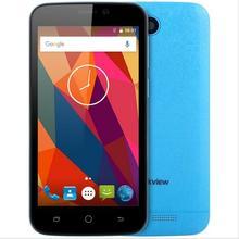 Оригинал Blackview A5 смартфон MTK6580 4 ядра 4.5 дюймов 1 ГБ Оперативная память 8 ГБ Встроенная память Android 6.0 телефона 5MP Dual SIM карты мобильного телефона