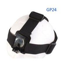 Free Shipping!!New Adjustable Camera Head Strap Mount For GITUP SJCAM GoPro Hero3 Action Camera