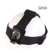 Бесплатная доставка! новый регулируемая головка камеры крепление ремня для gopro hero gitup xiaomi yi sjcam действий камеры