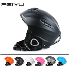 Professional Ski Helmet Men&Women Breathable Warm Skiing Snowboard/Skateboard Helmet 6 Color CE CPSC UKAS IS9001 Certification