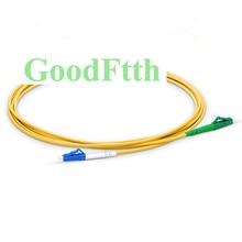 Fiber Patch Cord LC-LC/APC LC/APC-LC/UPC SM Simplex GoodFtth 100-500m