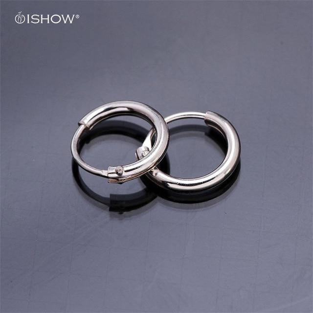 New Earrings 925 Sterling Silver Earring Hinged Sleeper Hoops 8 11mm Small Hoop Stud
