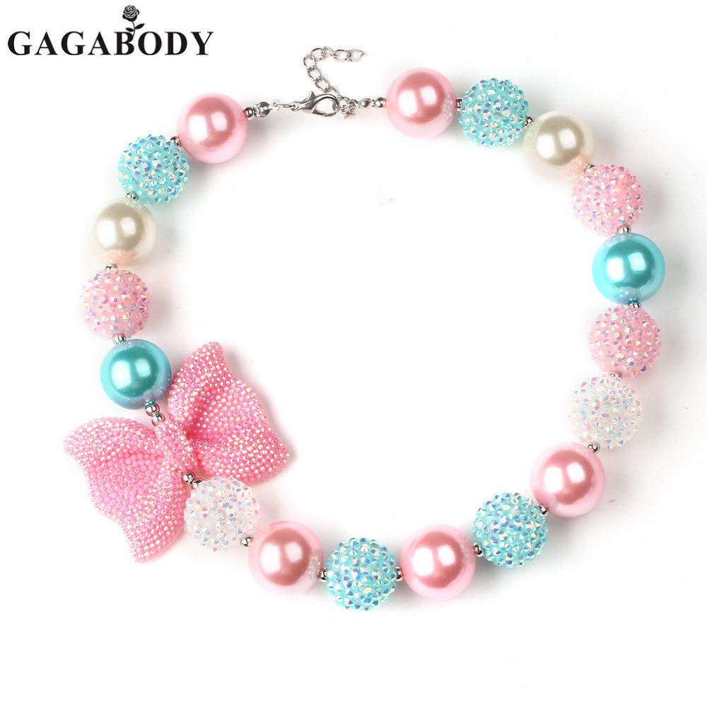 Little Girl Chunky Necklaces