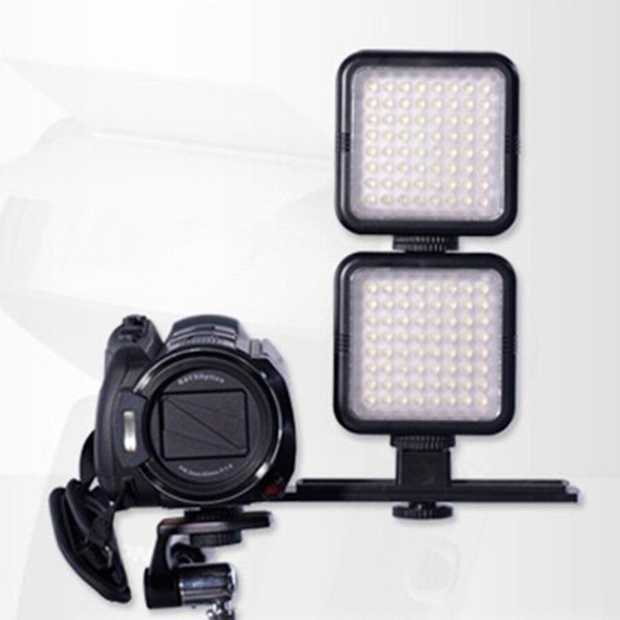 Yongnuo Syd 0808 Studio Photo 64 Led Video Light Lamp For