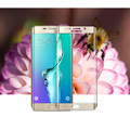 Ultra Thin 9H Premium Tempered Glass Screen Protector For Samsung Galaxy S7 Edge HD Toughened Full Screen Curved Protective Film