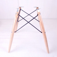 Beech Wood Chair Legs Chair Base