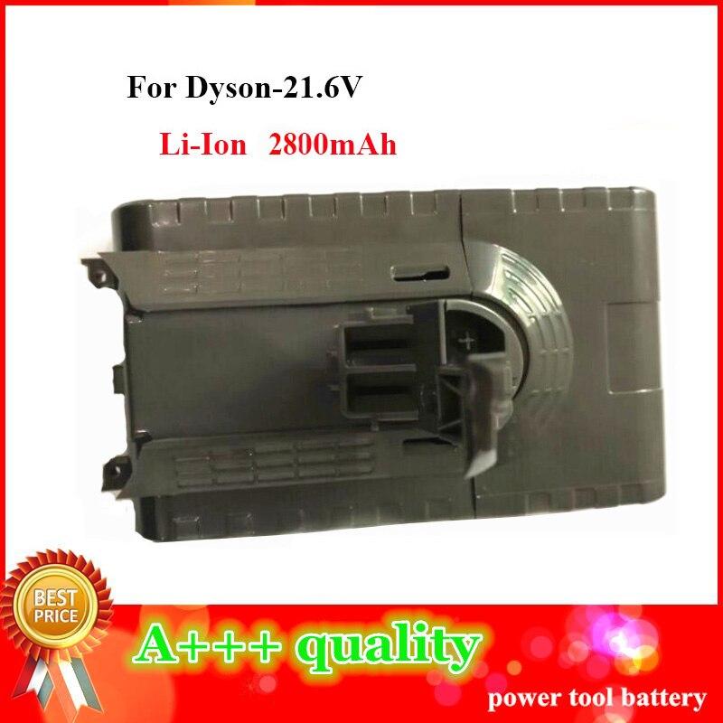 Brandnew di alta Qualità aspirapolvere batteria Li-Ion 21.6 V 2800 MAh di Ricambio per Dyson V8