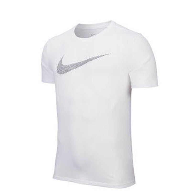 energía Persuasión víctima  Novedad Original de 2018, camisetas NIKE para hombre, ropa deportiva de  manga corta Camisetas de monopatinaje  - AliExpress