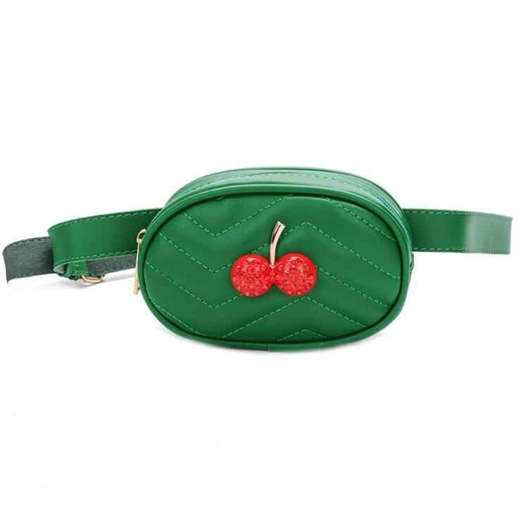 Sacs de taille Laser pour enfants bébé fille Mini Pack porte-monnaie enfants voyage portefeuille sacs à bandoulière femmes Fanny argent ceinture Pack T-07-65