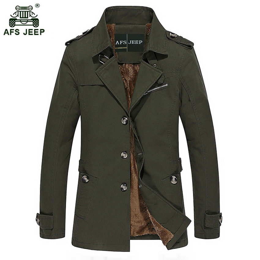free shipping 2017 AFS JEEP New Fashion Jacket New Arrived Patchwork Fashion Men Jacket  ...