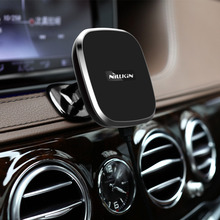 NILLKIN Qi Wireless Charger Pad 360 degree adjustable wireless charger for samsung s8 s8 Plus s7 for iPhone 6s 7 7 Plus car desk