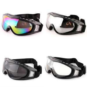EKIND Tactical Half Mask Glasses for Nerf Toy Gun Game Nerf Rival Ball Outdoor for CS Masks Nerf(China)