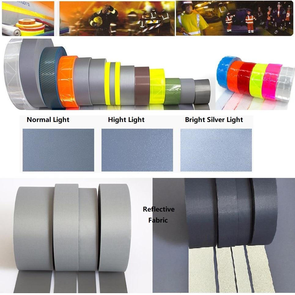 Hi Viz,self adhesive,Reflective tape,5 x 300mm length R