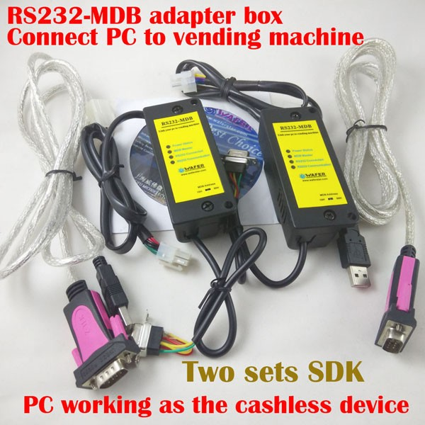 RS232-MDB-SDK-600